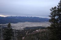 Panoramic View of Wheeler Peak
